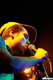 Концерт Андрея Sun Запорожца в«Теле-клубе» 22 февраля 2009 года. Фото — Иван Клейменов (портал Weburg)