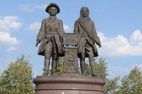 Памятник основателям Екатеринбурга. Фото с сайта rusgo.ru