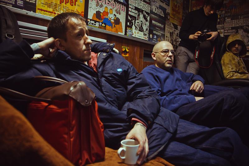 Кровосток является российской рэп-группой. Все ребята из Москвы