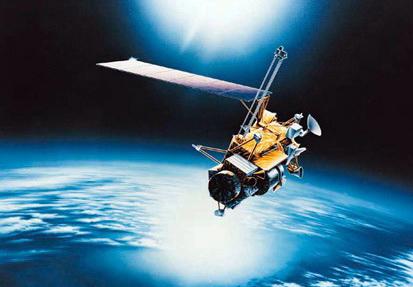 Ученые гадают, куда рухнет огромный спутник