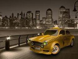 Такси. Изображение с сайта zastavki.com