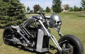 Необычные мотоциклы со всей россии